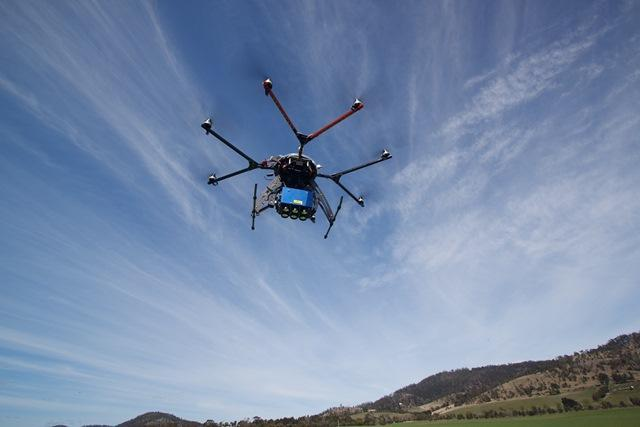 Oregon is home to some of the drone testing zones approved by the Federal Aviation Administration.
