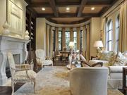 The 6,574-square-foot Highland Park mansion has been placed on the market for $6.4 million.