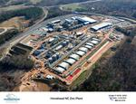 Cold weather delays commissioning at Horsehead's North Carolina plant