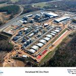 Here's what it will take for Horsehead to get its Mooresboro plant up to capacity