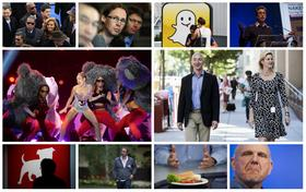 Some of the upstarts who made news in the third quarter of 2013. Click on the gallery link to find out who is who.