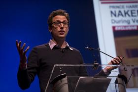 Jonah Peretti, founder and chief executive officer of BuzzFeed Inc.