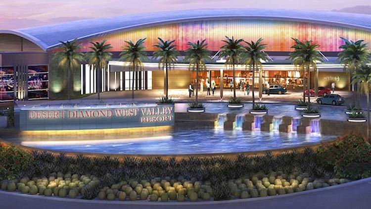New casino being built in phx az