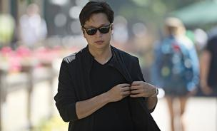 Ben Silbermann arrives for a morning session during the Allen & Co. Media and Technology Conference in Sun Valley, Idaho, U.S., on Friday, July 12, 2013.