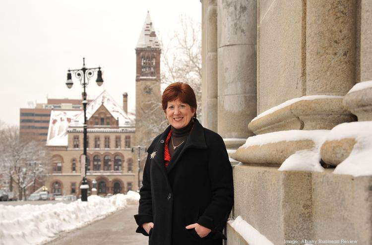 Kathy Sheehan will officially become mayor of Albany on Wednesday, Jan. 1. She succeeds Jerry Jennings, who has been mayor for 20 years.