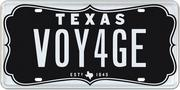 The Texas Vintage Black plate was the 10th best seller in 2013 with 823 buyers.