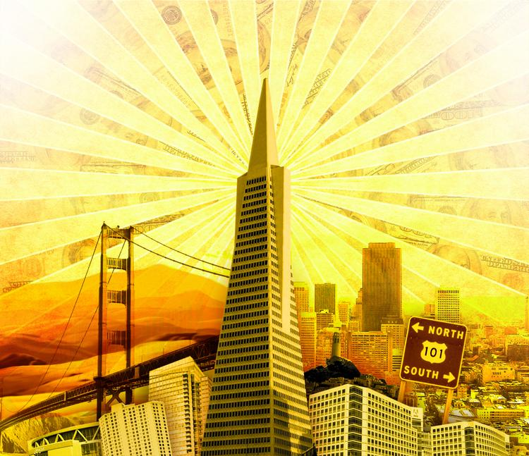 Golden age: Money, technology and talent are flowing into the Bay Area, lighting a beacon for entrepreneurs eager to create even more wealth and innovation.