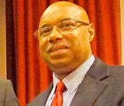 George Clopton is corporate vice president of supply chain operations at Ralph Lauren Corp. in Greensboro. He is also the new chairman of the International Civil Rights Center & Museum.
