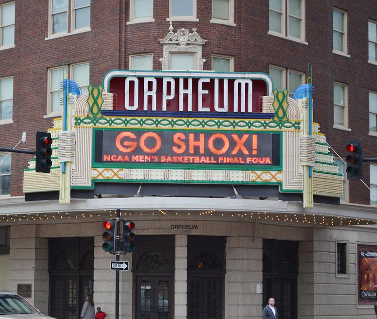 The Orpheum Theatre is a Wichita icon that observers and supporters believe is a critical piece of the city's downtown revitalization efforts.