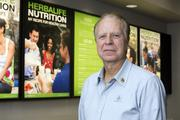 Michael Locke is vice president of manufacturing for Herbalife Manufacturing LLC in Winston-Salem.