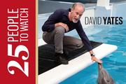 Clearwater Marine Aquarium: A successful Nov. 5 ballot measure gave the Clearwater Marine Aquarium the green light for planning and fundraising for  a new facility, David Yates' job expands to fundraising in addition to filmmaking.