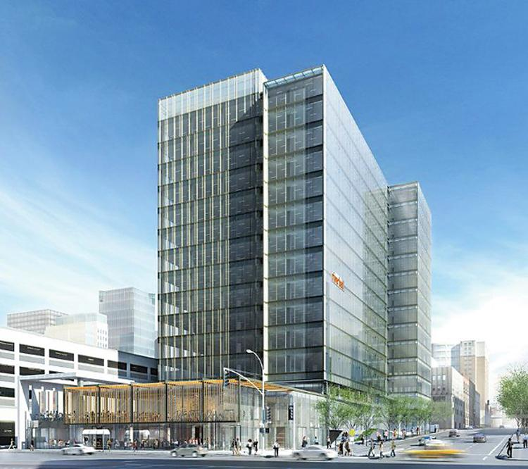 Boston Properties is renovating 680 Folsom St., a 12-story office building South of Market.
