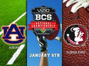 """Florida State vs. Auburn  Nike is Florida State's athletic supplier. Under Armour is Auburn's.  Nike will pay Florida State $25,000 if it ends the year ranked in the top 10 and $15,000 for playing in a BCS game. Florida State is required to give Nike """"up to 20"""" tickets for any bowl game in which it appears.  Florida State will pay Jimbo Fisher $125,000 for the team's appearance in the national championship game and another $125,000 if the team wins.  Auburn is the big winner when it comes to post-season bonuses from shoe companies. It has a cumulative bonus contract with Under Armour that includes $200,000 for winning a national championship, $50,000 for playing in a BCS game, $25,000 for winning its conference, $15,000 for appearing in a bowl game, $10,000 for a 10-win season and another $10,000 for each win above 10 (Auburn is 12-1).  Auburn has already earned $120,000 in cash bonus payments from Under Armour. If it wins Monday night, it will have earned $320,000 in cash bonuses from Under Armour.  Similar to other deals, if Auburn players and coaches are contractually obligated to wear the apparel of an Under Armour competitor after the game, no team member is allowed to wear the competitor's apparel """"longer than is contractually required.""""  Auburn also must provide Under Armour eight tickets to any bowl game in which it plays."""