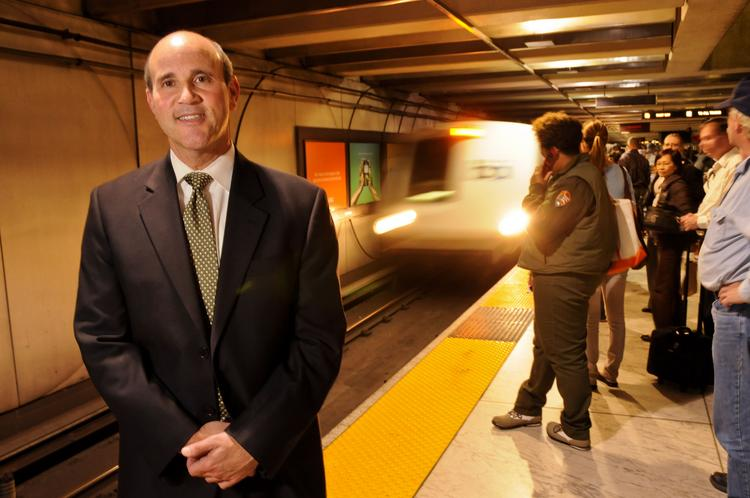 Jim Wunderman is Bay Area Council CEO and president.