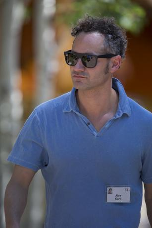 Why Palantir CEO Karp has changed his mind about going public