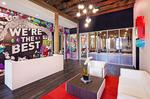 Chaotic Moon discovers a world of color and style in new offices