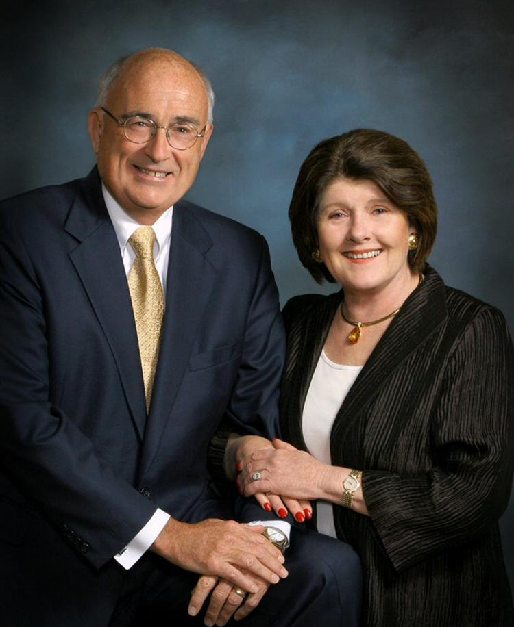 Along with Jim, Barbara Goodmon has been a longtime supporter of  philanthropic causes in the Triangle.