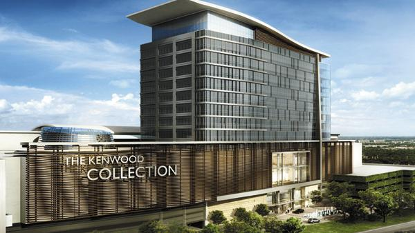 Developers of The Kenwood Collection are working to bring the region's only Tiffany & Co. store from downtown to the mixed-use project in Sycamore Township, sources told the Business Courier.