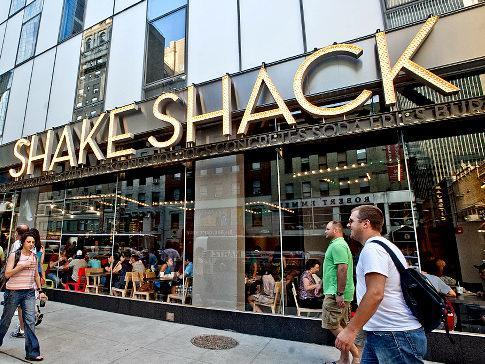 New York-based Shake Shack is in talks to bring a second burger joint to Central Florida, this time on International Drive.