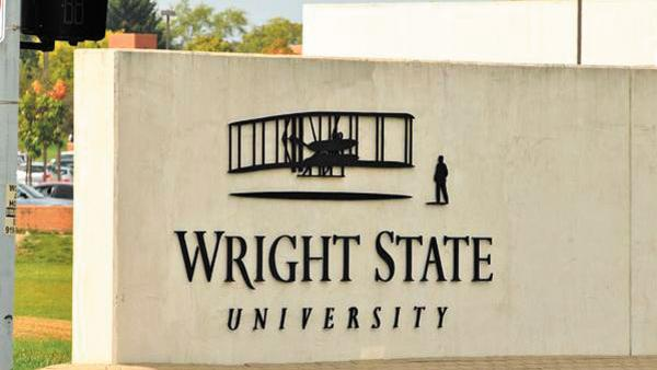 Wright State University is among local schools seeing increasing enrollments.