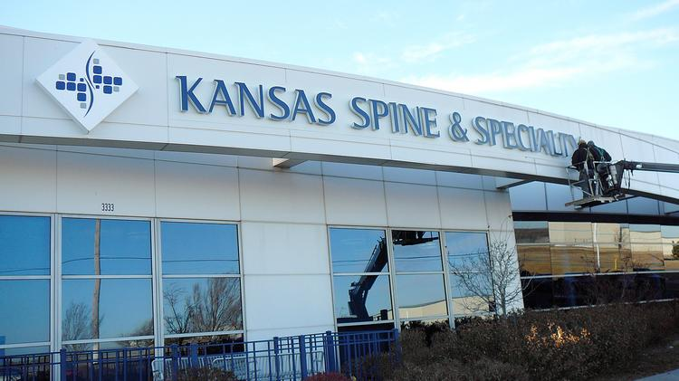 Kansas Spine & Specialty was ranked No. 1 nationwide for patient safety in spinal fusion.