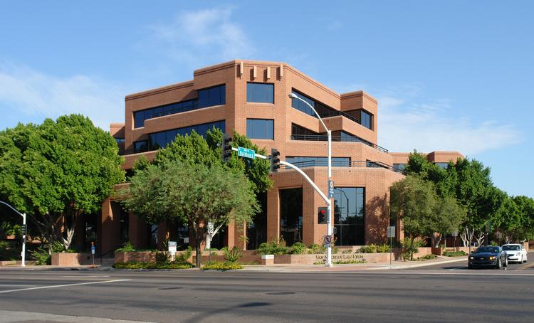 Lowe Enterprises paid $51 million for two Valley office buildings, including Scottsdale Financial Center III.