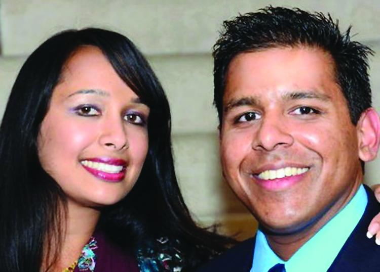 Nevin and Sunita Bansal started Outreach Promotional Solutions with the idea of becoming an important partner to charity.