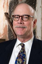 Clay Bastian, president of Fidelity Financial Corp. and an honorary co-chair of the Orpheum restoration committee.