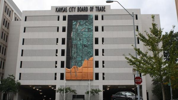 The Kansas City Board of Trade building is at 4800 Main St.