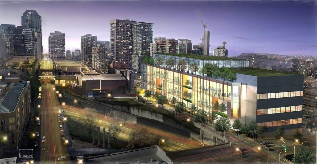 Convention Center pays $56 5M for downtown Seattle property