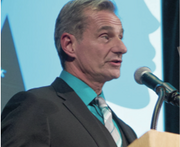 Gordon Prouty, publisher of the Puget Sound Business Journal