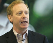 Bill Smith, executive vice president and general counsel of Microsoft