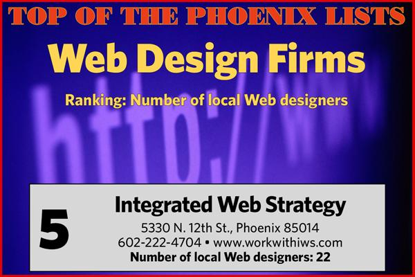 The Top 5 Phoenix Web Design Firms For 2014 Phoenix Business Journal