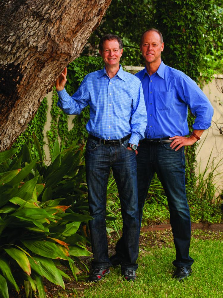 Together, John Mackey, left, and Walter Robb run Austin's biggest public company now that Dell Inc. is off the Nasdaq. The co-CEOs of Whole Foods Market Inc. (Nasdaq: WFM) are looking forward to 2014 after recently reporting their best fiscal year results to date.