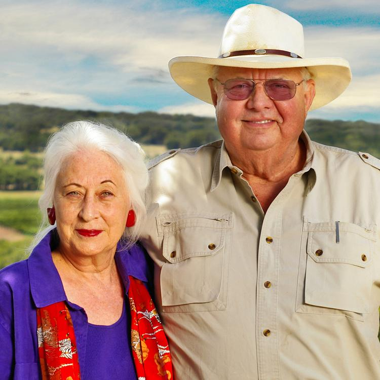 Bonnie and Franklin Houser first planted their vineyard in Comal County as a hobby. Today, Dry Comal Creek Vineyards and Winery is a thriving family business.