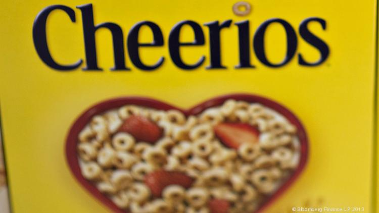 """If you've clicked """"Like"""" on Cheerios, I hope you like arbitration, too."""