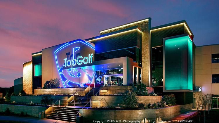 TopGolf plans to break ground in June on a new golf entertainment facility in Overland Park.