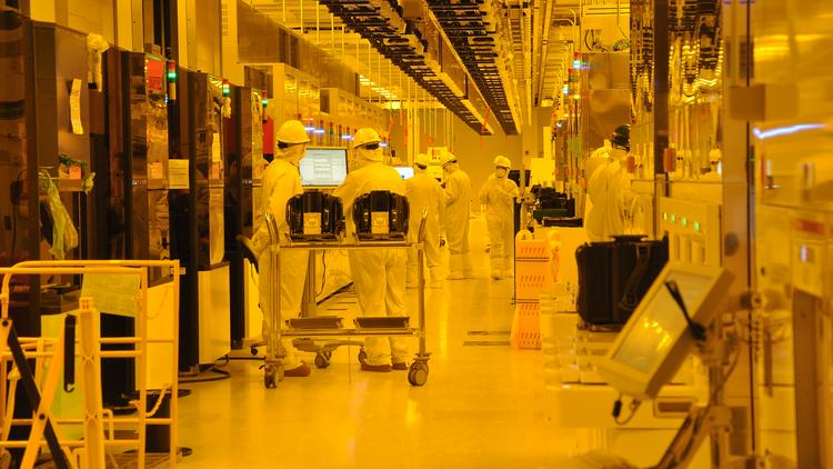 GlobalFoundries, computer chip maker, invests more than $1 ...