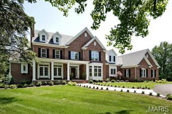 8 Long Meadows Lane: This six-bedroom, seven-bathroom home sits on 1.28 acres.