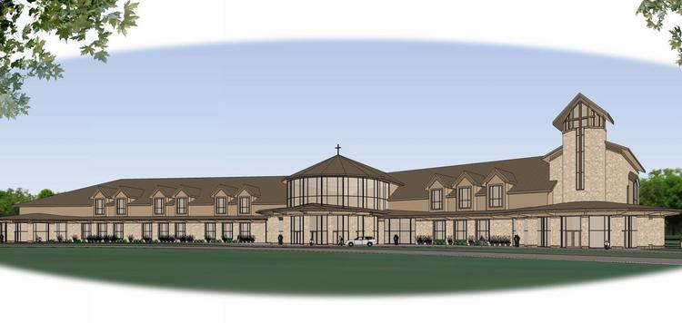 The Christian Education Leadership Academy is a 160,000 square-foot school that Venturedyne CEO Brian Nahey is proposing to be built in Pewaukee.