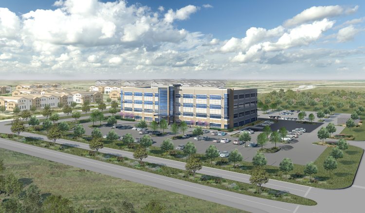 The 110,000-square-foot facility in Pearland is scheduled for completion in late 2014.