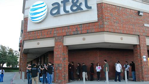 The security breach AT&T disclosed last week wasn't the first to put the Dallas-based telecom giant's customer information at risk.