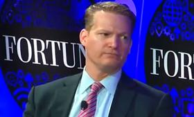 Kevin Mandia, the former CEO of Mandiant talks about international cyber espionage events at the 2013 Fortune Brainstorm Tech conference in Aspen Colorado.