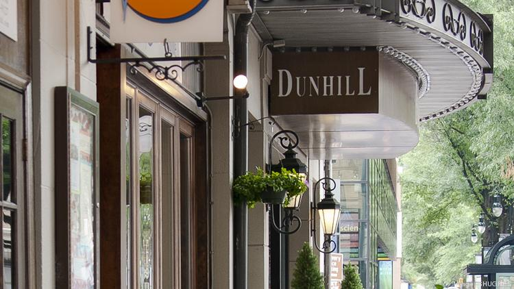 The Dunhill Hotel has decided to rename its restaurant The Asbury. That North Tryon Street eatery previously operated as The Harvest Moon Grille.
