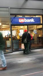 IDS Center water leak closes bank branch