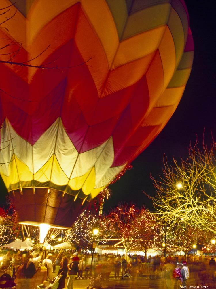 Glendale Glitters was recognized as one of the country's top five holiday light displays by CBSNews.com. The annual event will wrap up Jan. 11 with a finale featuring 1.5 million lights and hot-air balloons on display.