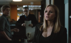 Actress Kristen Bell plays Veronica Mars in the upcoming film.