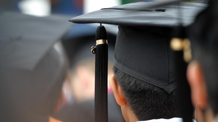 The average rate of return for college graduates on their investment, or cost of going to college, was 15 percent.