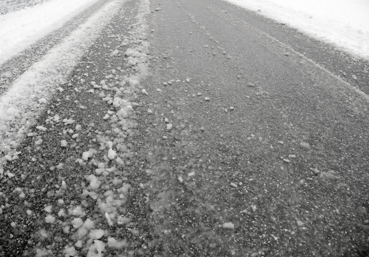 Icy streets meant serious problems and lots of insurance claims in Pennsylvania.