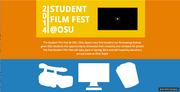 Student Film Festival at Ohio State University When: 7 p.m., March 19  Where: 1550 N. High St. Description: The school's first student-driven film festival, where select shorts are chosen by a panel of OSU professors and will be screened at the Gateway theater for the public to enjoy. Cost: Free